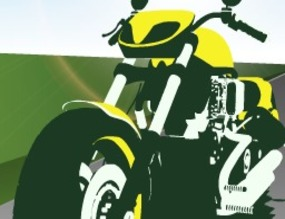 Games-motorcycle-rider-glide-circuit