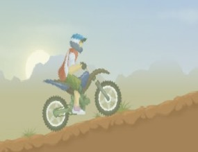 Motocross-game-in-flash