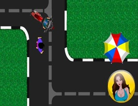 Motorcycle-driving-game