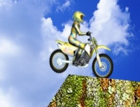 Set-of-jumps-with-a-motocross