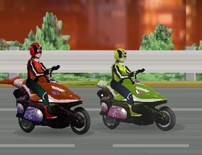 Stroke-scooter-with-power-rangers