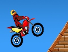Motocross-thrill